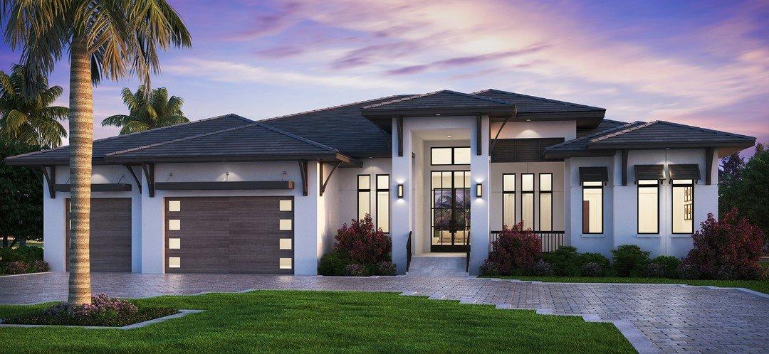 Contemporary Home 009-4347